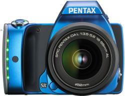Pentax K-S1 + 18-55mm DAL