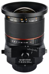 Samyang 24mm f/3.5 ED AS UMC Tilt-Shift (Samsung)