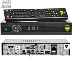 Opticum AX Odin E2 DVBC-1
