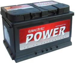 Electric Power 72Ah 680A Jobb+