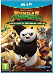 Little Orbit Kung Fu Panda Showdown of Legendary Legends (Wii U)