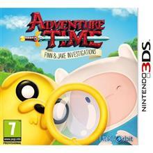 Little Orbit Adventure Time Finn & Jake Investigations (3DS)