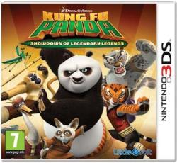 Little Orbit Kung Fu Panda Showdown of Legendary Legends (3DS)