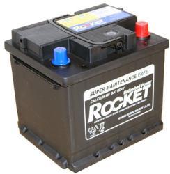 Rocket 44Ah 360A Jobb+