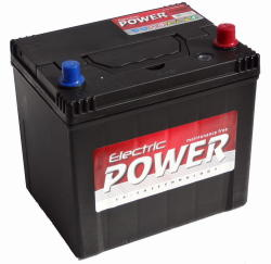 Electric Power 60Ah 510A Jobb+