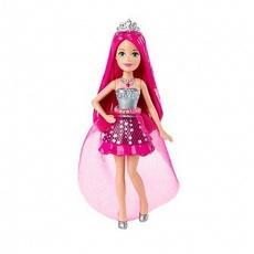 Mattel Barbie, a rocksztár hercegnő - Courtney mini baba (CKB73)