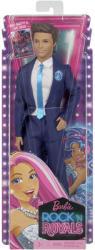 Mattel Barbie, a rocksztár hercegnő - Ken herceg baba (CKB59)