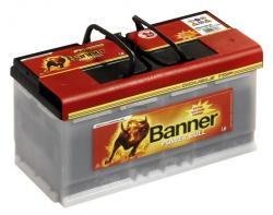 Banner Power Bull PROfessional 100Ah 820A Jobb+