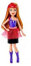 Mattel Barbie, a rocksztár hercegnő - Ryana country énekes mini baba (CKB72/CKB75)