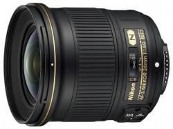 Nikon AF-S 24mm f/1.8G ED (JAA139DA)
