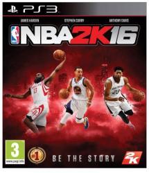 2K Games NBA 2K16 (PS3)