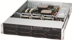 Supermicro CSE-825TQ-600