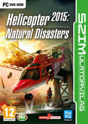 PlayWay Helicopter 2015 Natural Disasters (PC)