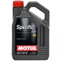 Motul Specific 229.52 5W30 (5L)