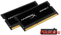 Kingston HyperX Impact 16GB (2x8GB) DDR3L 1866MHz HX318LS11IBK2/16