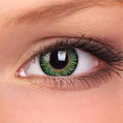 Maxvue Vision 3-Tones - Green - dioptriás, negyedéves (2 db)