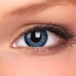 Maxvue Vision 3-Tones - Blue - dioptriás, negyedéves (2 db)