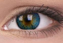 Maxvue Vision Elegance - Blue - dioptriás, negyedéves (2 db)