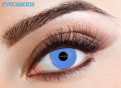 Eyecasions UV Blue crazy - egyhavi (2 db)