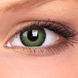 Maxvue Vision Fusion Yellow Green - dioptriás, negyedéves (2 db)