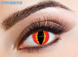 Eyecasions Red lizard crazy - egyhavi (2 db)