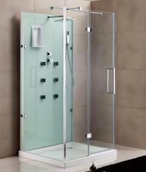 Niagara Wellness Mythos 90x90x200 cm zuhanytálcával szögletes