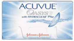 Johnson & Johnson Acuvue Oasys with Hydraclear Plus (12 db)