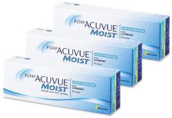 Johnson & Johnson 1-Day Acuvue Moist for Astigmatism (90 db)