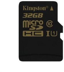 Kingston microSDHC 32GB Class 10 UHS-I SDCA10/32GBSP