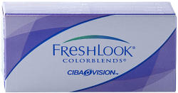 Alcon FreshLook ColorBlends - dioptria nélkül (2 db)