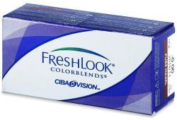 Alcon FreshLook ColorBlends - dioptriával (2 db)