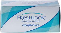 Alcon FreshLook Dimensions - dioptriával (6 db) - havi