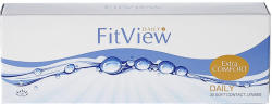 Pegavision FitView Daily Plus (30 db) - napi