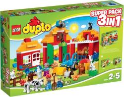 LEGO Duplo - Farm Super Pack 3in1 (66525)