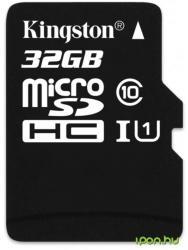 Kingston MicroSDHC 32GB Class 10 SDC10/32GBSP