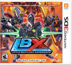 Nintendo LBX Little Battlers Experience (3DS)