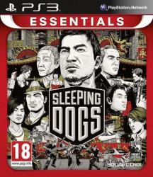 Square Enix Sleeping Dogs [Essentials] (PS3)