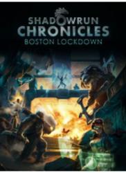 Nordic Games Shadowrun Chronicles Boston Lockdown (PC)