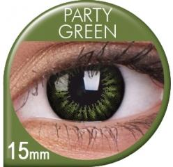 Maxvue Vision ColorVue Big Eyes - Party Green (2 db) - 3 havi