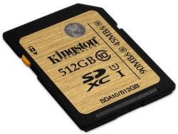 Kingston SDXC 512GB Class 10 SDA10/512GB
