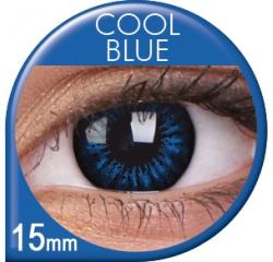 Maxvue Vision ColorVue Big Eyes - Cool Blue (2 db) - 3 havi