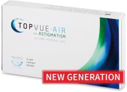 TopVue Air for Astigmatism (3 db) - havi