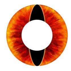 Eyecasions Crazy Sauron (2 db) - napi