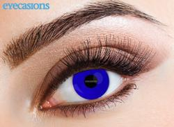 Eyecasions Crazy Electric Blue (2 db) - havi