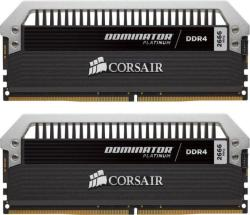 Corsair Dominator Platinum 16GB (2x8GB) DDR4 2666MHz CMD16GX4M2A2666C15