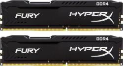 Kingston HyperX FURY 8GB (2x4GB) DDR4 2666MHz HX426C15FBK2/8