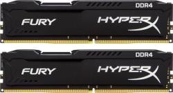 Kingston HyperX FURY 8GB (2x4GB) DDR4 2666MHz HX426C15FBK2/8