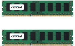 Crucial 16GB (2x8GB) DDR3 1600MHz CT2K102464BD160B