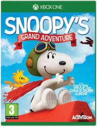 Activision The Peanuts Movie Snoopy's Grand Adventure (Xbox One)