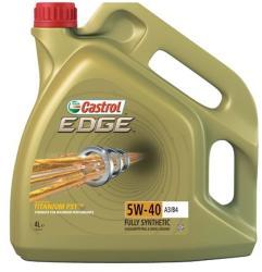 Castrol EDGE 5W-40 A3/B4 Titanium FST (4L)